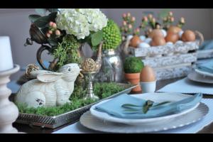 Tobulas Velykų stalas