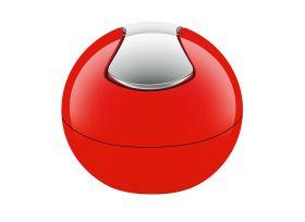 """Šiukšliadėžė """"Bowl Shiny Red"""""""