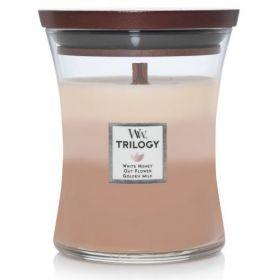 """WoodWick žvakė """"GOLDEN TREATS"""""""