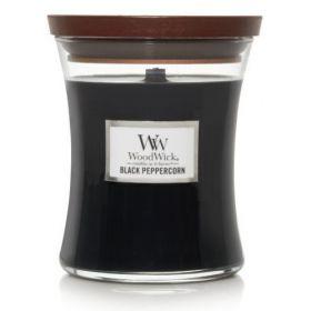 """WoodWick žvakė """"BLACK PEPPERCORN"""""""