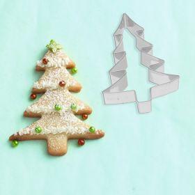 """Sausainių formelė """"Christmas tree"""" (8 cm)"""