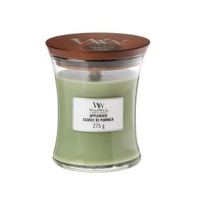 "WoodWick žvakė ""Applewood"""