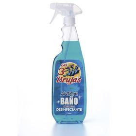 """Dezinfekuojantis vonios valiklis """"Las 3 Brujas Bano"""" (750 ml)"""