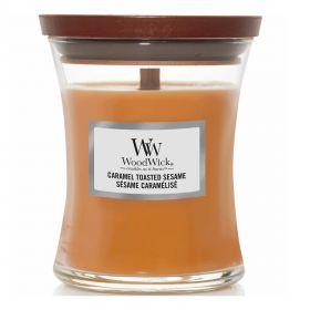 "WoodWick žvakė ""Caramel Toasted Sesame"""