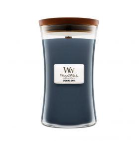 "WoodWick žvakė ""EVENING ONYX"""