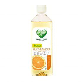 Ekologiškas PLANET PURE universalus koncentruotas apelsinų valiklis (510 ml)