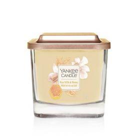 "Yankee Candle Elevation žvakė ""Rice Milk & Honey"""