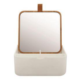 """Papuošalų dėžutė su veidrodžiu """"Alais"""""""
