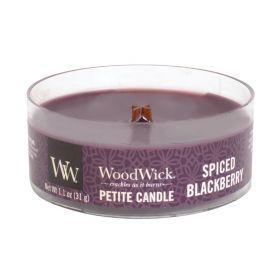 "WoodWick žvakė ""Spiced Blackberry"""