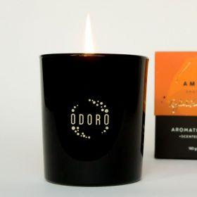 """ODORO MOOD žvakė """"AMBRA"""""""