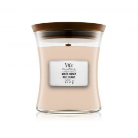 "WoodWick žvakė ""White Honey"""