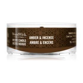 "WoodWick žvakė ""Amber&Incense"""