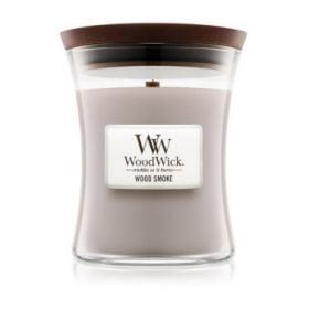 """WoodWick žvakė """"Wood smoke"""""""