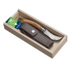 Kišeninis grybautojo peilis su dėklu Opinel No°08