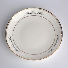 """Lėkštė """"Madame Chic"""" (20 cm)"""