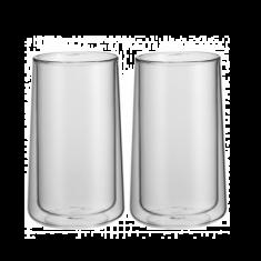 Latte stiklinės (2 vnt.