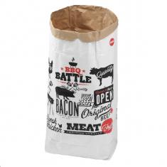 """Popieriniai šiukšlių maišai """"BBQ"""" (80 l; 3 vnt.)"""