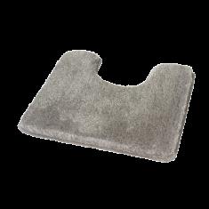 """Tualeto kilimėlis """"Relax Grey"""" (55x55 cm)"""
