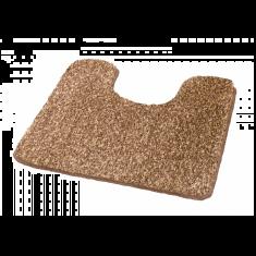 """Tualeto kilimėlis """"Relax Walnut"""" (55x55 cm)"""