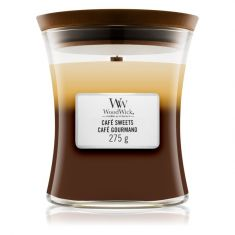 "WoodWick TR žvakė ""Cafe Sweets"""