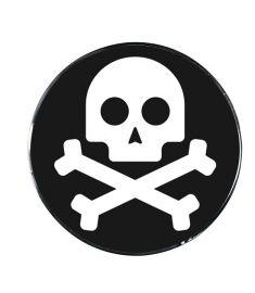 "Vonios kaištis ""Pirates Black"""