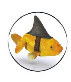 """Vonios kaištis """"Shark Orange"""""""