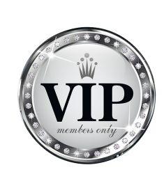 """Vonios kaištis """"VIP Silver"""""""