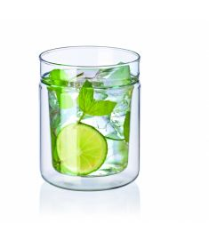 "Stiklinės ""Twin"" (2 vnt.; 200 ml)"
