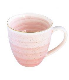 """Puodelis """"Artesanal Pink"""" (320 ml)"""