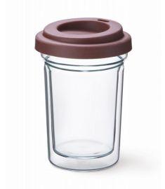 "Stiklinis puodelis ""Coffee to go"" (0,3l)"