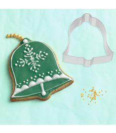 """Sausainių formelė """"Bell"""" (8 cm)"""