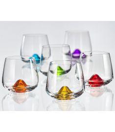 "Stiklinės ""Islands"" (310ml; 6vnt.)"