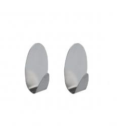 """Pakabėlės """"Metal"""" (2 vnt.; 5,3 x 3,5 cm)"""