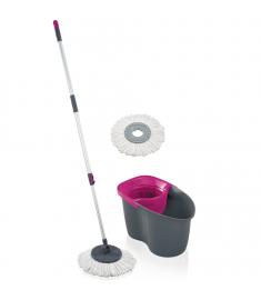 "Valymo rinkinys ""Disc Mop pink"""