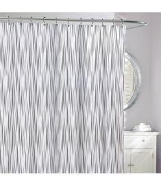 """Vonios užuolaida """"Paddi Silver"""" (180x200 cm)"""