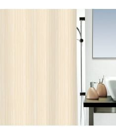 "Vonios užuolaida ""Raya Light Beige"" (180x200 cm)"