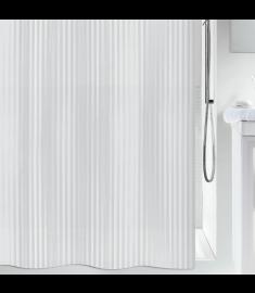 "Vonios užuolaida ""Twill White"" (180x200 cm)"