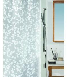"Vonios užuolaida ""Blatt White"" (180x200 cm)"