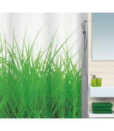 "Vonios užuolaida ""Grass Green"" (180x200 cm)"
