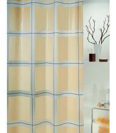 """Vonios užuolaida """"Scott Champagne"""" (180x200 cm)"""