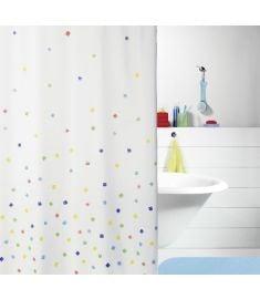 "Vonios užuolaida ""Sweetie Multicolor"" (180x200 cm)"