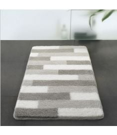 "Kilimėlis ""Plank Light Grey"" (60x90 cm)"
