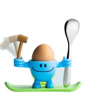 """Kiaušinio indelis """"Mc Egg"""" (mėlynos sp.)"""